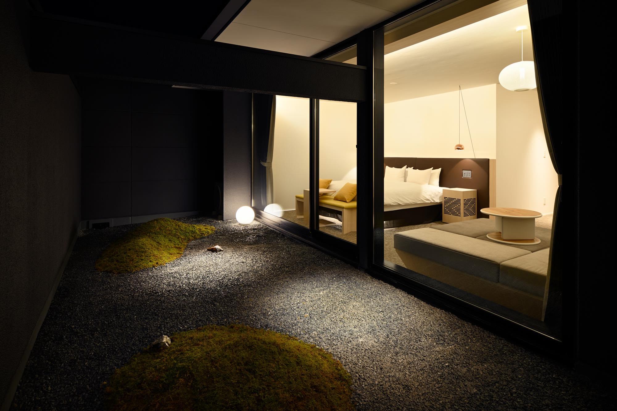 京都三十三間堂ホテル〜京都にふさわしいおもてなし空間