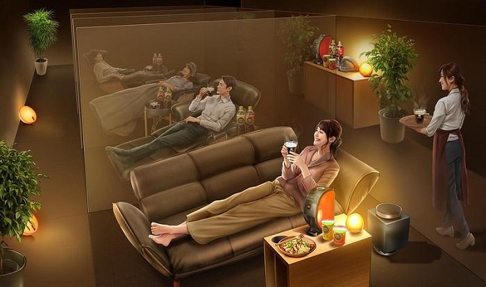 ネスレ日本株式会社〜最新スリープテックを体験できる「ネスカフェ 睡眠カフェin原宿」