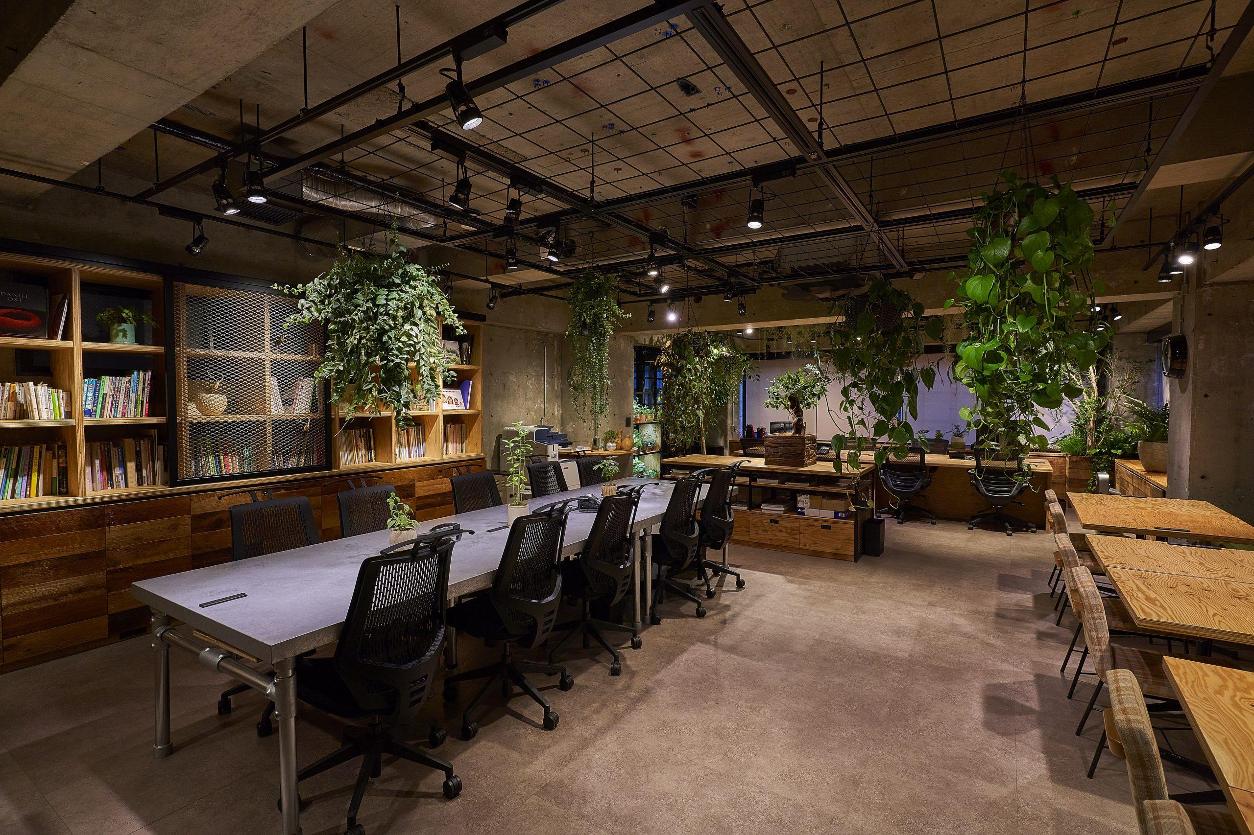 株式会社ユニバーサル園芸社〜植物がある日常を普遍的に