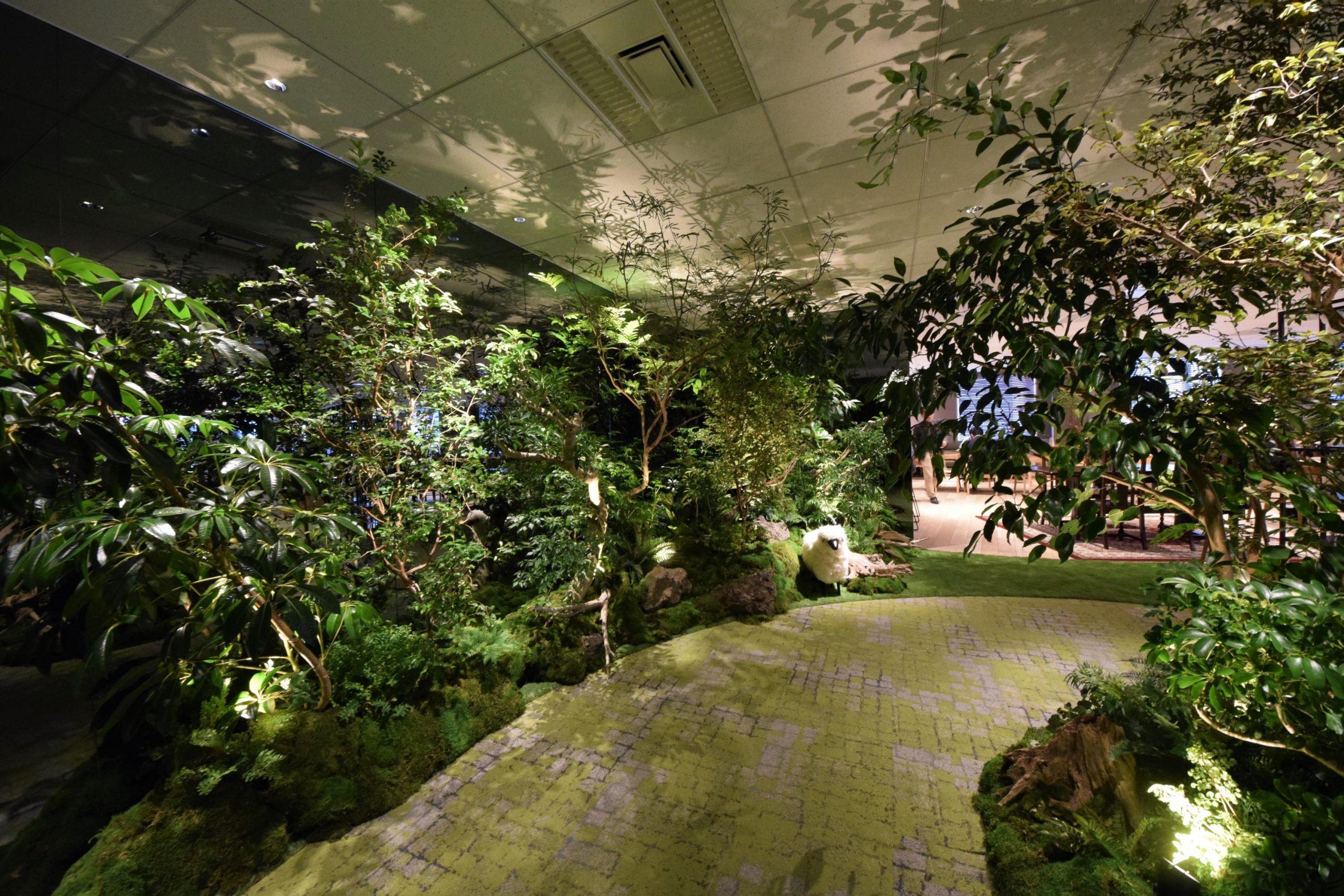 株式会社ヴィス〜自然と共存するバイオフィリックデザインオフィス