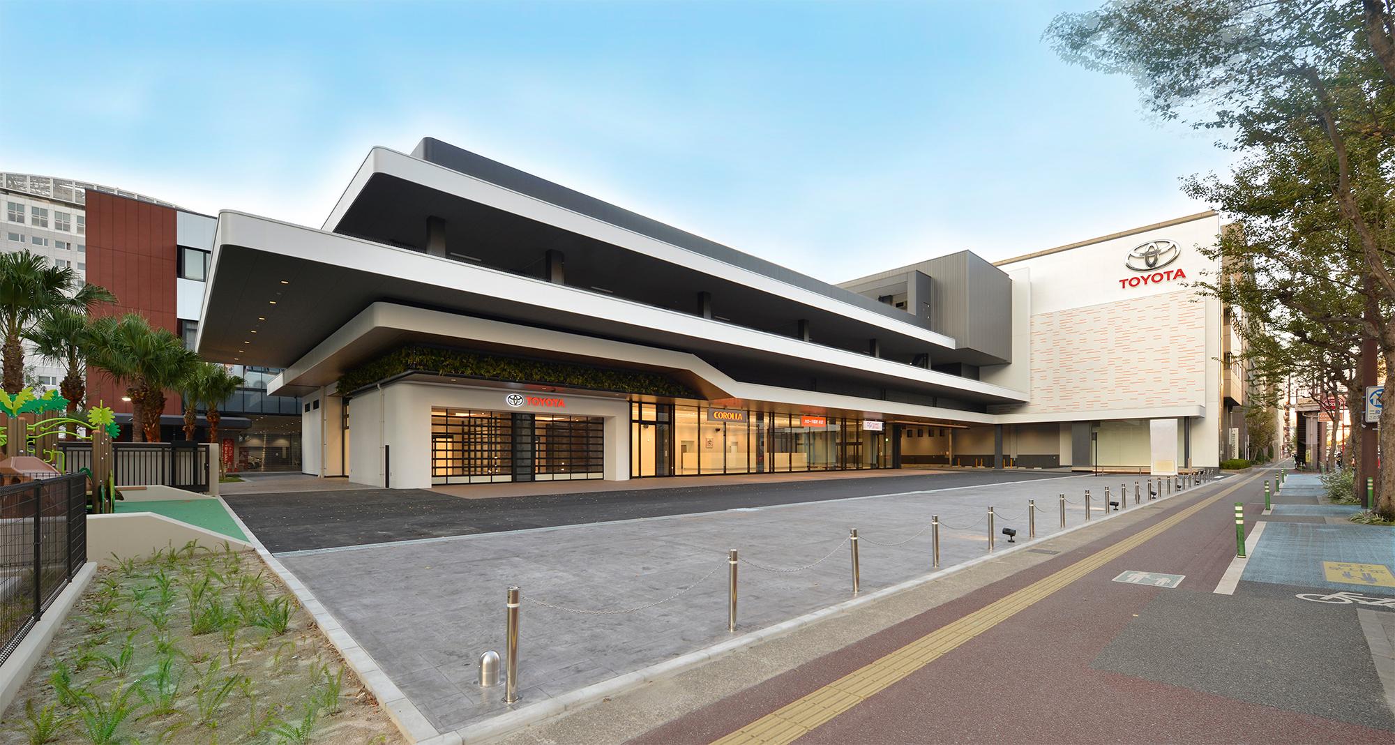トヨタカローラ福岡株式会社〜働きやすいオフィス空間へ